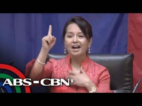 Bandila: Arroyo, iniluklok bilang bagong House Speaker