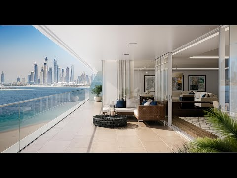 Luxury Penthouse on The Palm Jumeirah - The W Residences