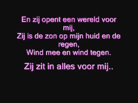 Marco Borsato - Zij + lyrics.