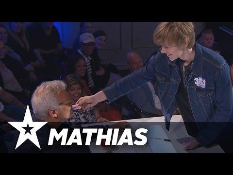 Mathias  Danmark Har Talent 2017  Audition 1