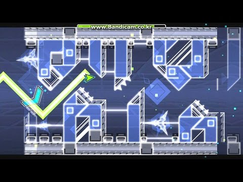 Geometry Dash - Transonic (New HARD level) / Collab with Gelt, Luneth