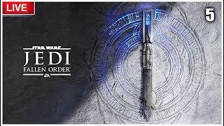 Star Wars JEDI Fallen Order (Xbox One X) Parte 5