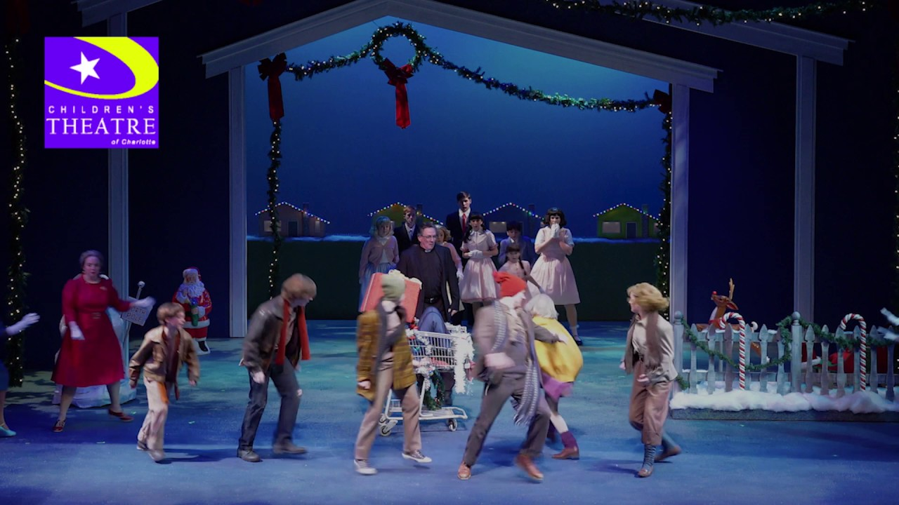 the best christmas pageant ever the musical promo youtube - The Best Christmas Pagent Ever