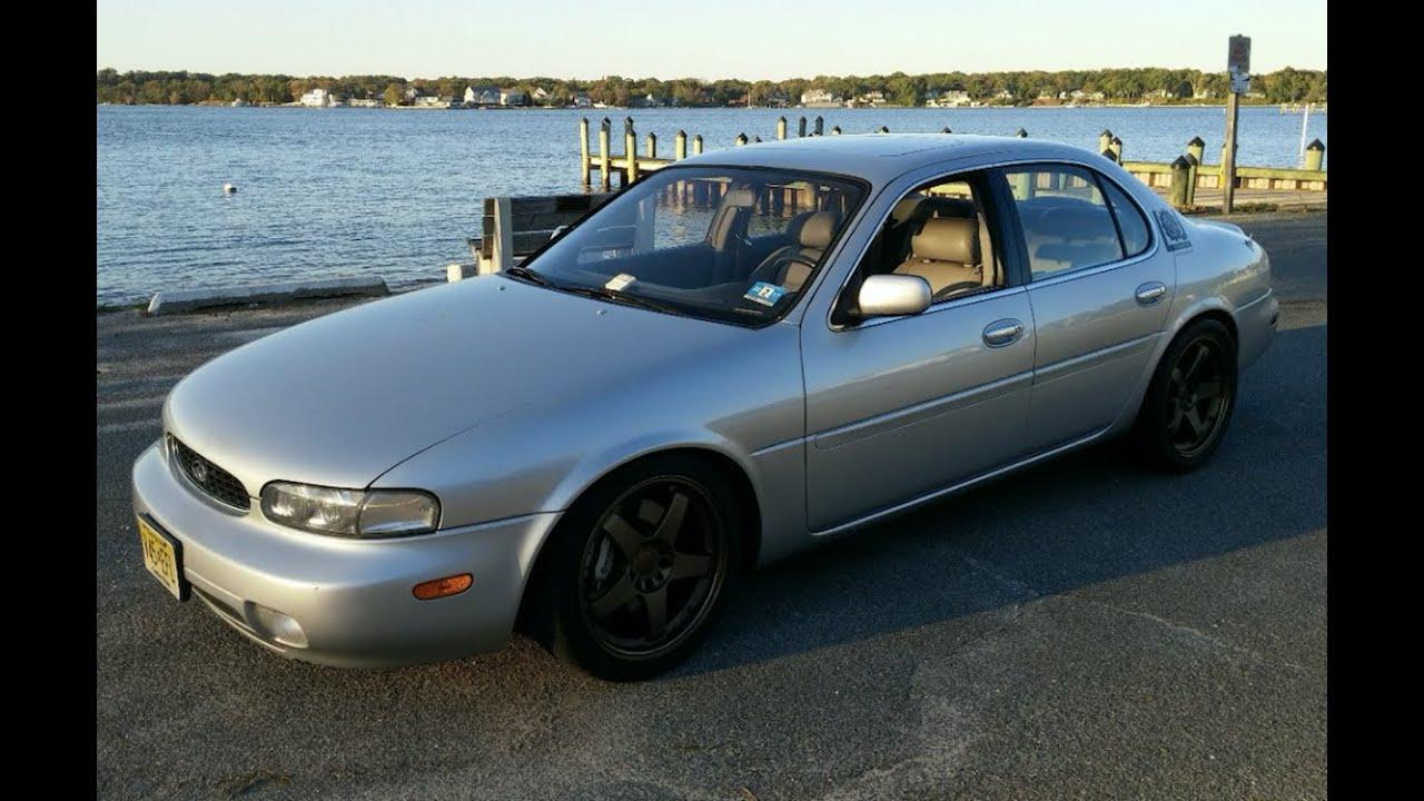 600 hp turbo ls infiniti j30 one take [ 1280 x 720 Pixel ]