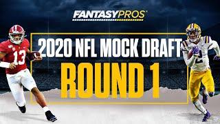 2020 NFL Mock Draft (Round 1)
