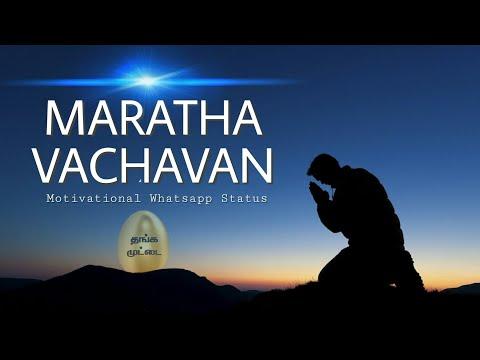 Whatsapp status tamil Love Hits Tamil Maratha vachavan Motivational on THANGA MUTTAI