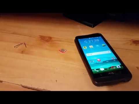Vodafone GigaCube Sim-Karte im Handy nutzen (Tutorial ...