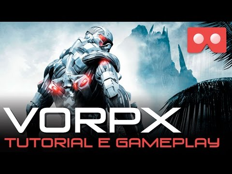 VorpX - Tutorial e Gameplay