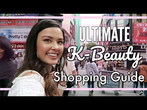 ULTIMATE K-BEAUTY SHOPPING LIST | Top Beauty Essentials in Seoul