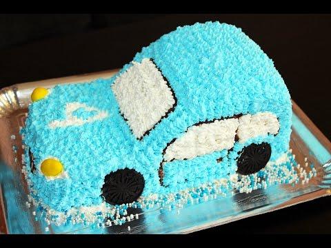 Торт Машина / Пошаговый рецепт / Cake Car / Step by step recipe / Моя Dolce vita