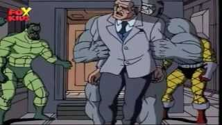 Spiderman the Animated Series - The Kingpin