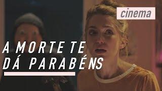 FILME: A MORTE TE DÁ PARABÉNS! | UM TERROR ENGRAÇADINHO