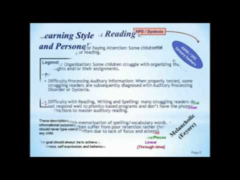 Reading Made Easy - Part 1 - YouTube