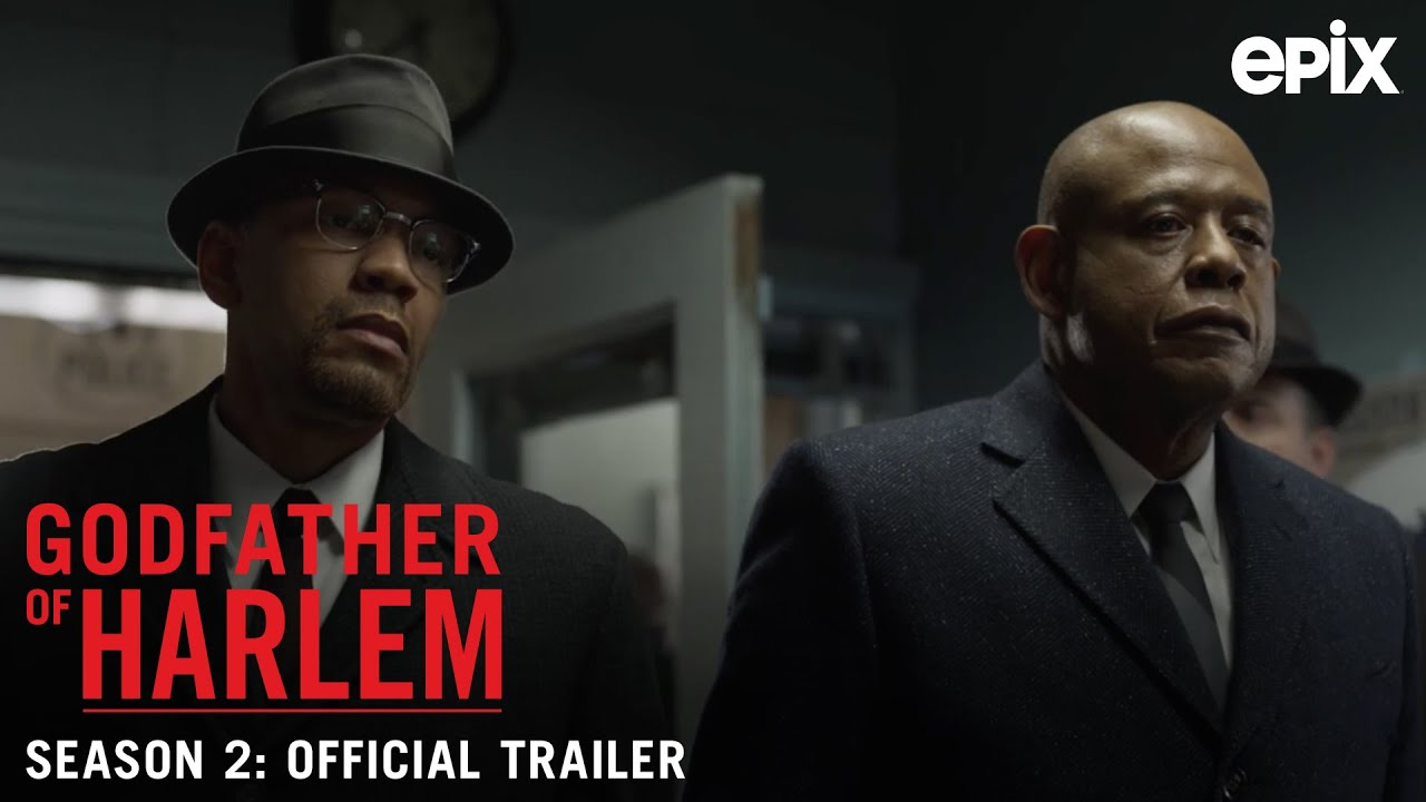 Download Godfather of Harlem (EPIX 2021 Series) Season 2 Official Trailer