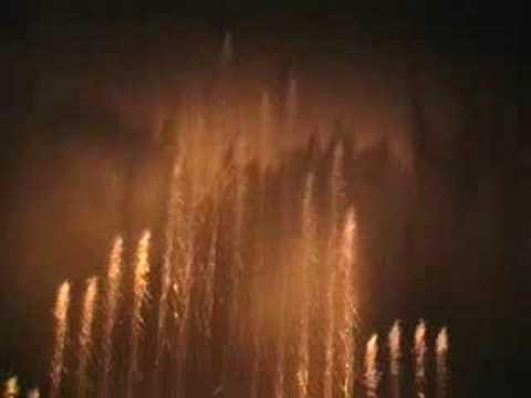 Waterorgel Efteling 14-09-2008