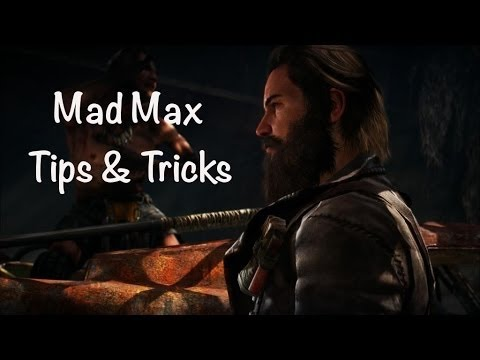 Mad Max Tipps