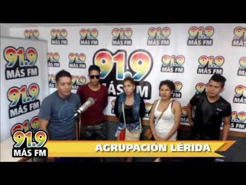 Transmisión en vivo - Radio 91.9 Mas FM con Agrupación Lérida de Cliver Fidel