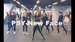 PSY- NEW FACE完整版 | Chueh minnie (mirrored)