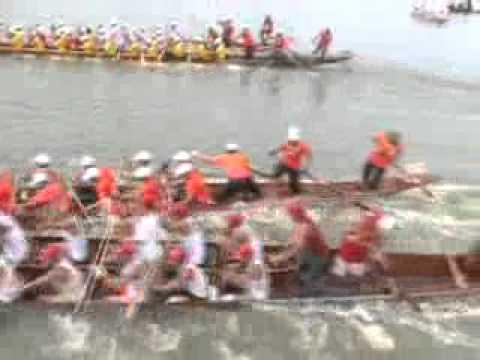 Lễ hội đua thuyền mừng Tết Độc lập 2/9/2013