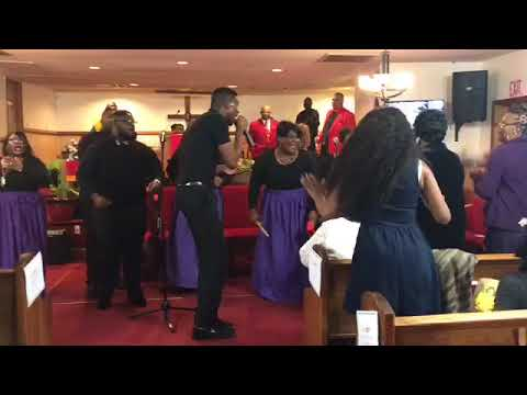 Trinity Missionary Baptist Church Inspirational Mass Choir