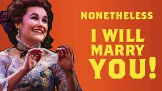 Ive Decided To Marry You (Lyric Video) - A Gentlemans Guide to Love and Murder