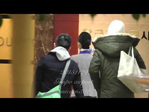 Naohito Fujiki back to Japan 20151129