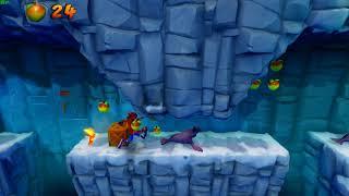 Crash Bandicoot N. Sane Trilogy - Crash Bandicoot 2 [Snow Go] [4K]