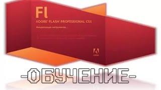 Небольшое обучение в Adobe Flash Pro CS5.5