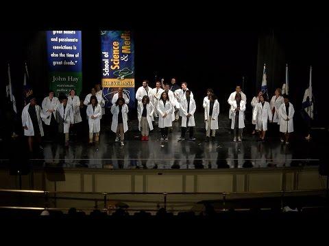 CSSM White Coat Ceremony 2016