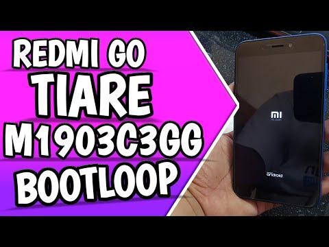 🔴🔵cara-flash-redmi-go-bootloop