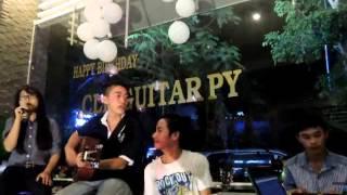 [Offline CLB Guitar Phú Yên] - Sinh nhật lần 3 - Chuyện tình nhà thơ