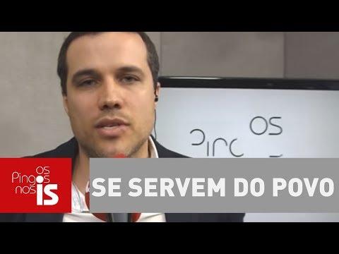 Joice: Político Nos EUA Serve O Povo; No Brasil Se Servem Do Povo; Entenda