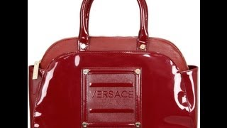 "What's In My Bag? ""Versace Jeans Handbag "" Thumbnail"