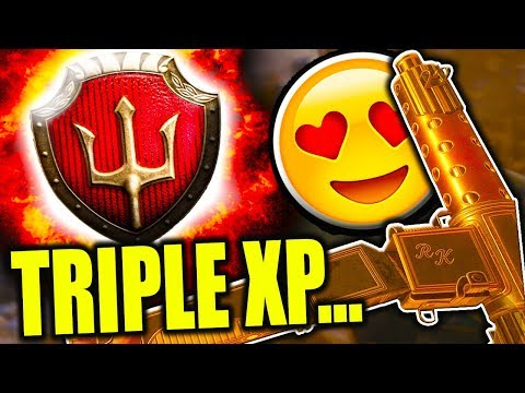 PRESTIGE TIME! *TRIPLE XP EXTENDED* GRINDING LEVELS IN COD W