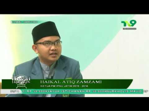 IPNU Jawa Timur Merespon Revolusi Industri 4.O - Ihwal Jam'iyah TV9