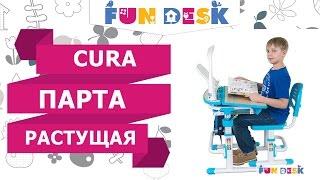 Растущая [Детская Парта и Стул] Трансформеры CURA от Fun Desk(, 2016-04-05T10:44:46.000Z)