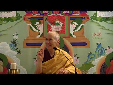 61 The Course in Buddhist Reasoning & Debate: A Graded Range of Consciousnesses 11-15-18