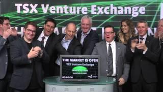 TSX Venture Exchange opens Toronto Stock Exchange, May 22, 2014.