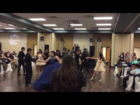 Jessica's Sweet 16 waltz