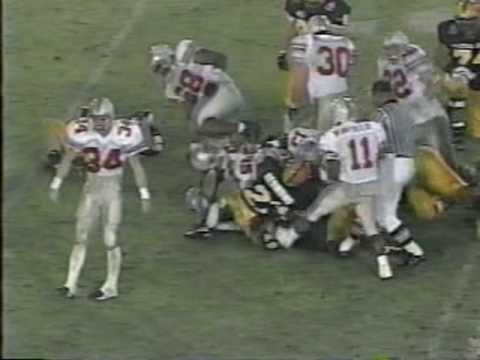 1997 Rose Bowl: Ohio State v. Arizona State (Drive-Thru)