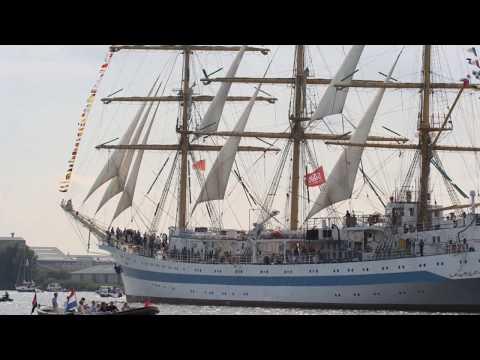 Amsterdam .  Sail 2015 foto's