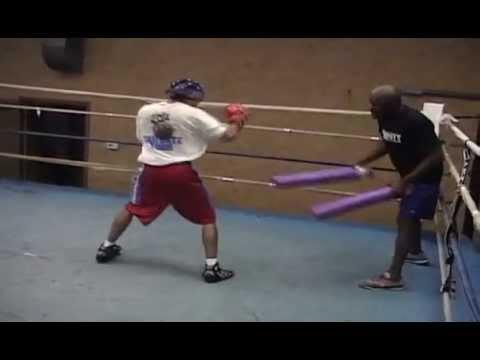 * * * * * Boxing Training Camp * * * * *