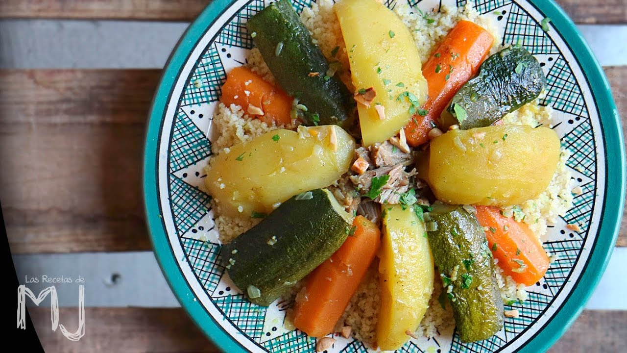 Cous Cous Moroccan Style How To Make Ras El Hanout
