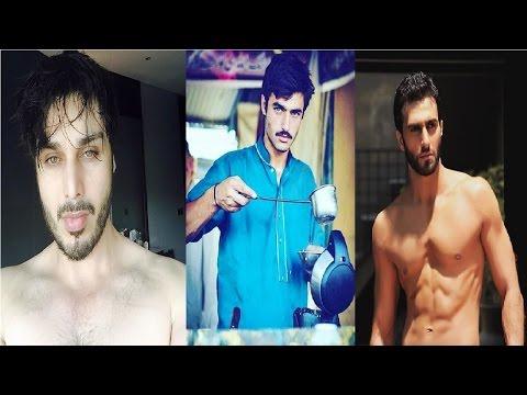 Top 10 Hottest Pakistani Men (Actors/Models) - 2017