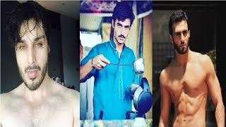 Top 10 Hottest Pakistani Men (Actors/Models) - 2017