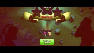 how to kill valkyrie in clash of clans