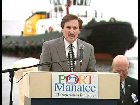 Port Manatee - Berth 12 Dedication