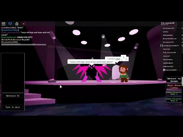 Roblox Undertale Rp How To Be Ultra Mettaton Link In Desc Youtube Mettaton Neo Fight Roblox Undertale Rp Youtube