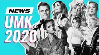 UMK-artistit 2020 – kuka Euroviisuihin?