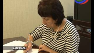 Депутат Госдумы Умахан Умаханов провел прием граждан в Депутатском центре НС РД